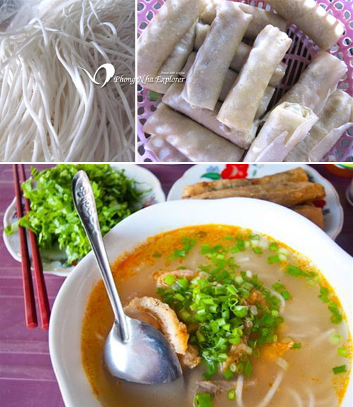 Porridge Soup - Chao Banh Canh