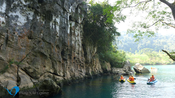 Chay River Dark Cave