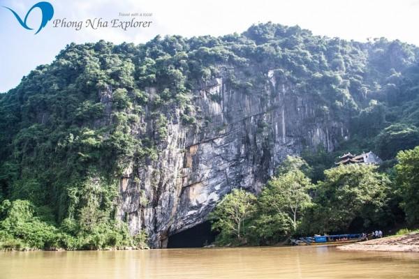 Phong Nha Cave Doorstep