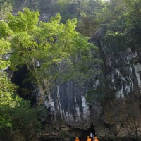 Travel Phong Nha Cave Chay River Dark Cave Tour F