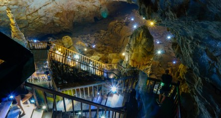 Phong Nha Caves 2 Days 1 Night Private Tour