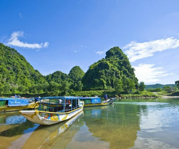 Phong Nha Cave And Paradise Cave Tour Tours Travel