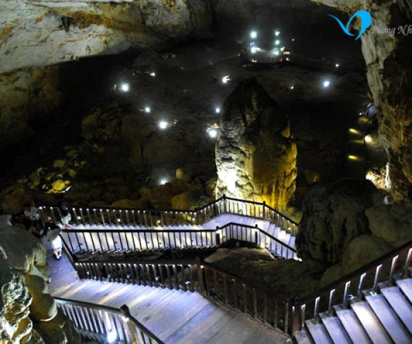 Phong Nha Paradise Cave And Dark Cave Tour Travel Tours B