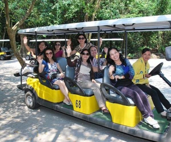 Tour Dong Thien Duong 7000m 5