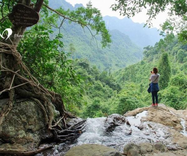 Tour Du Lich Dong Phong Nha Vuon Thuc Vat A