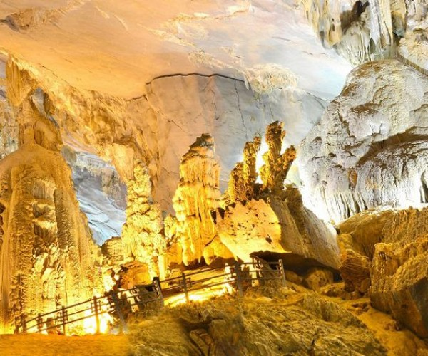 Tour Phong Nha Hang Toi 05