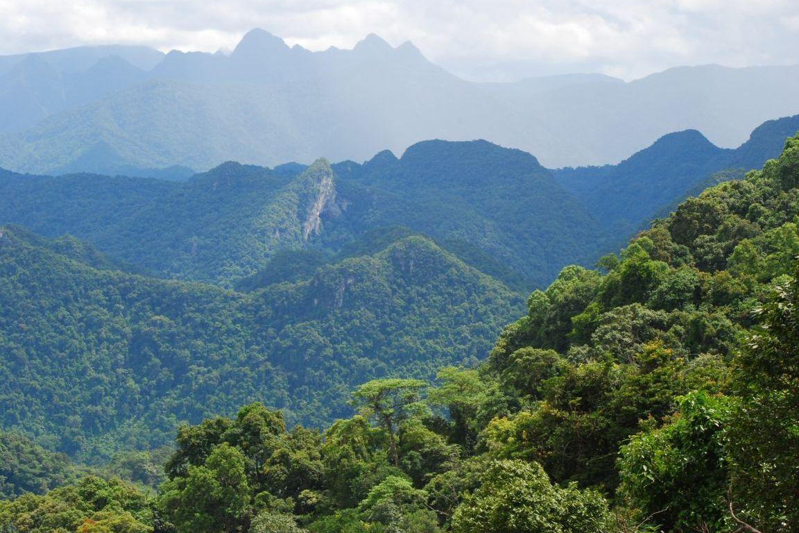 Địa hình Quảng Bình