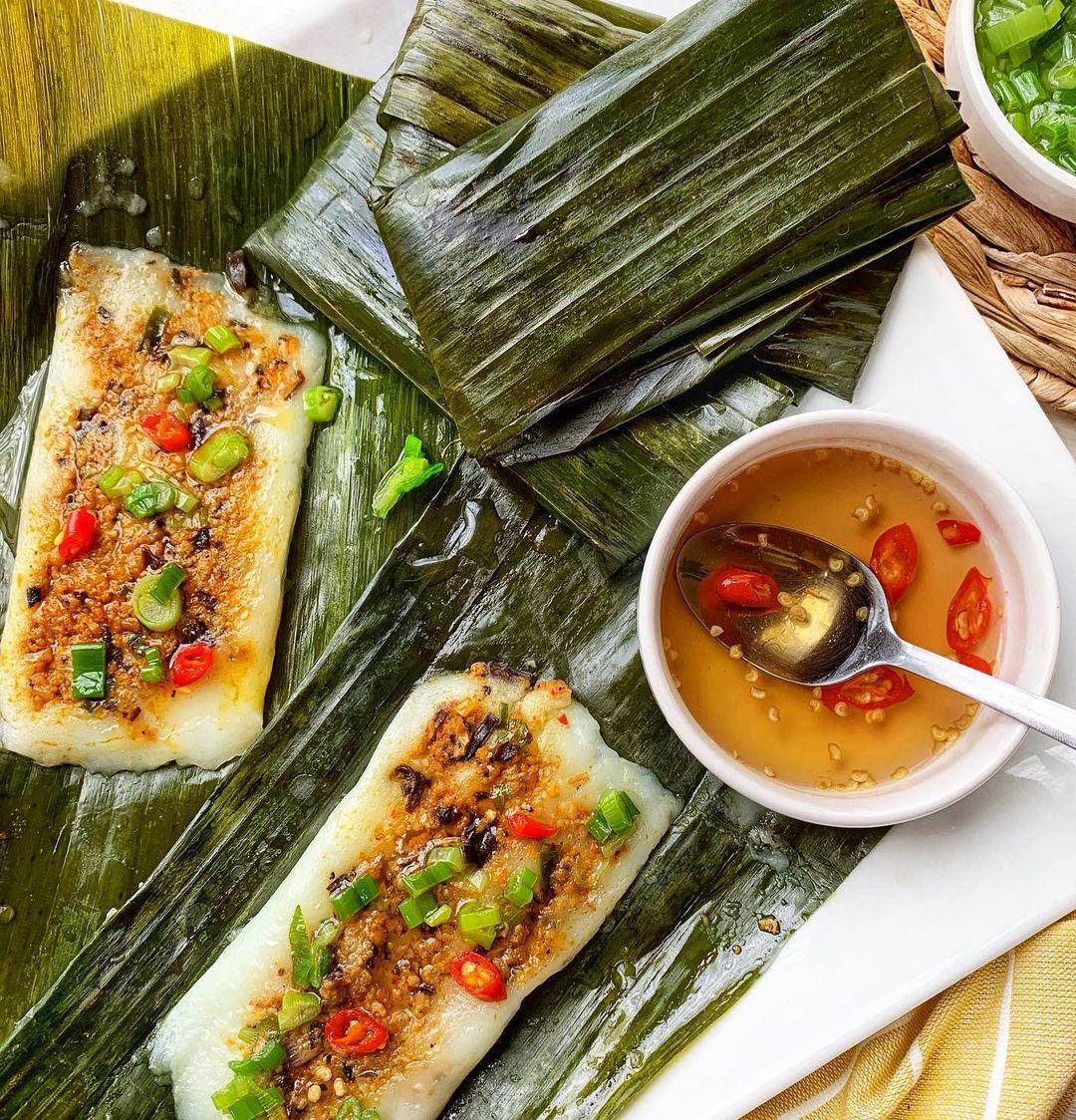 Bánh Nậm Quảng Bình