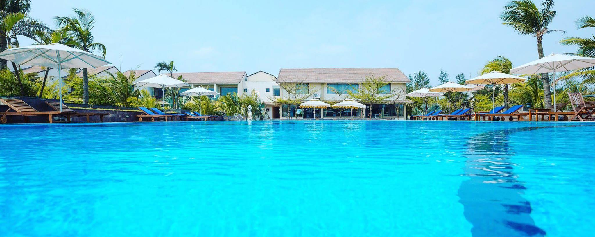 Bảo Ninh Beach Resort - Resort 4 sao bãi biển riêng tại Đồng Hới